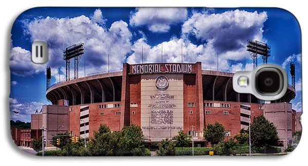 Baltimore Memorial Stadium 1960s Galaxy S4 Case