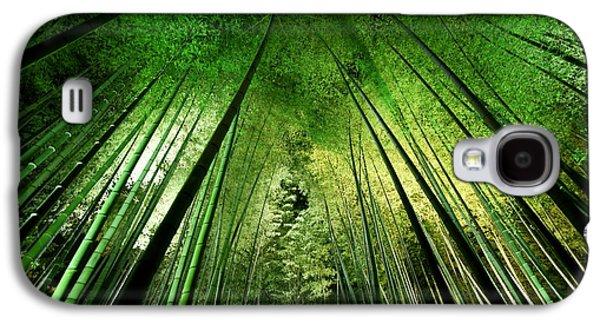 Bamboo Night Galaxy S4 Case