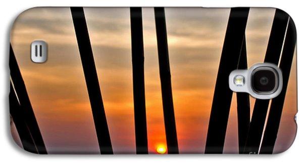 Bamboo Sunset Galaxy S4 Case