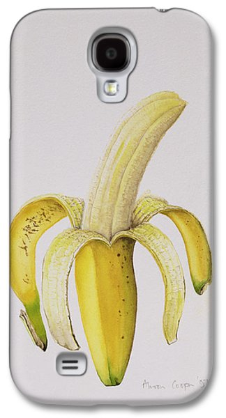Banana Galaxy S4 Case by Alison Cooper