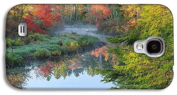 Bantam River Autumn Galaxy S4 Case
