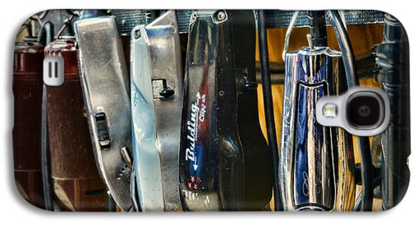 Barber -  Hair Clippers Galaxy S4 Case by Paul Ward