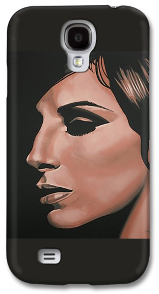 Barbra Streisand Galaxy S4 Case by Paul Meijering