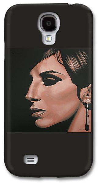 Barbra Streisand Galaxy S4 Case