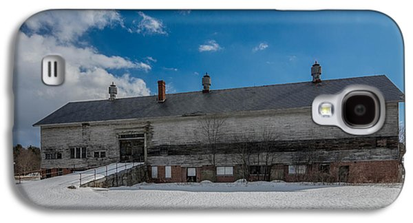 Barn At Amhi   7k00315 Galaxy S4 Case by Guy Whiteley