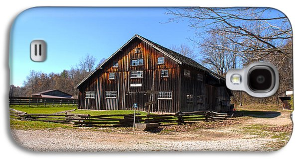 Barn At Billie Creek Village Galaxy S4 Case