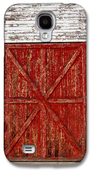 Barn Door Galaxy S4 Case