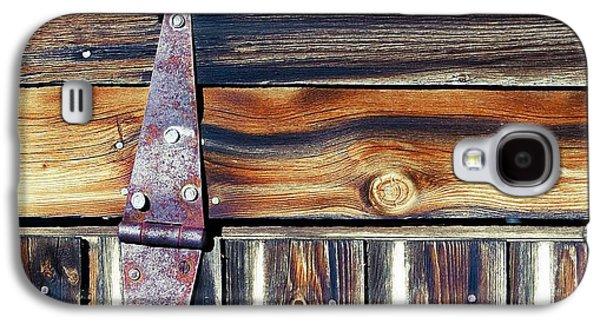 Barn Door Galaxy S4 Case by Wayne Sherriff