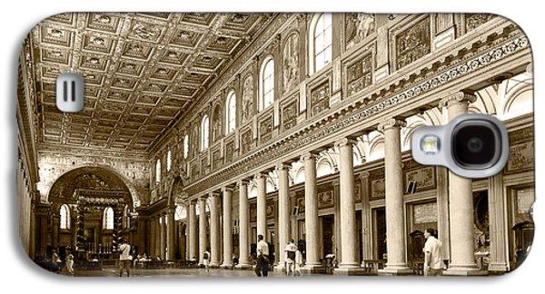 Basilica Di Santa Maria Maggiore Galaxy S4 Case