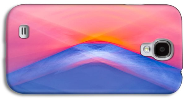 Bathing Corp Sunrise 5 Galaxy S4 Case by Ryan Moore