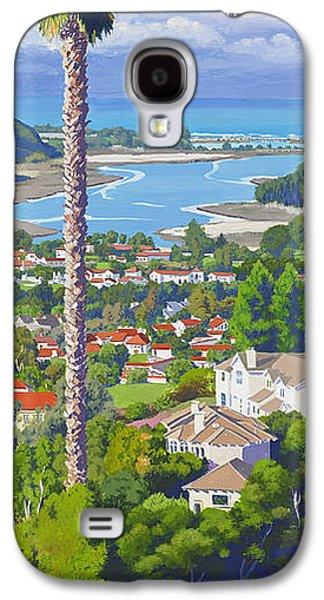 Batiquitos Lagoon 2014 Galaxy S4 Case by Mary Helmreich