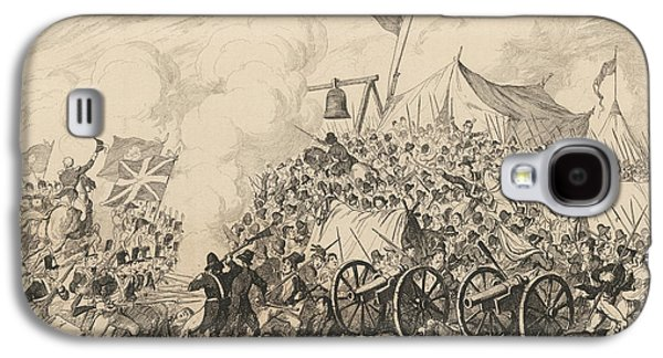 Battle Of Vinegar Hill Galaxy S4 Case by British Library
