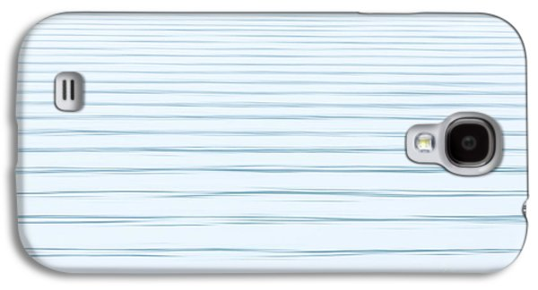 Bay Ripples Galaxy S4 Case by Susan Cole Kelly Impressions