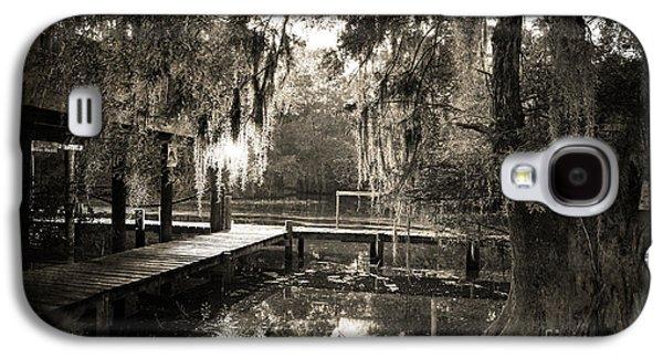 Bayou Evening Galaxy S4 Case by Scott Pellegrin