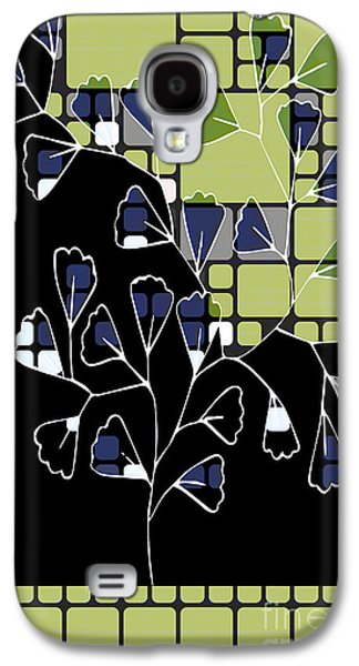 Be-leaf - Green 02ab03 Galaxy S4 Case by Variance Collections
