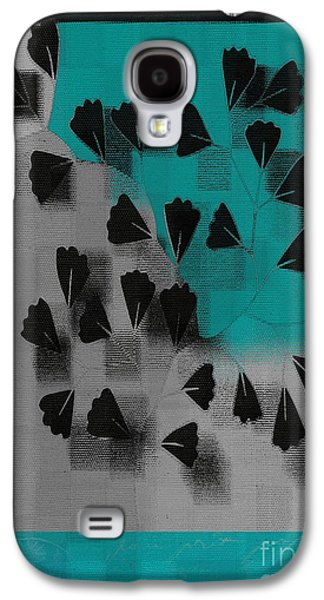 Be-leaf - J53036152 Galaxy S4 Case by Variance Collections
