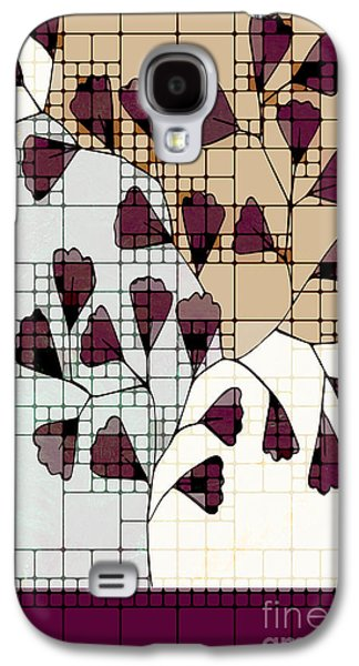 Be-leaf - Prune 01-ab103b Galaxy S4 Case by Variance Collections