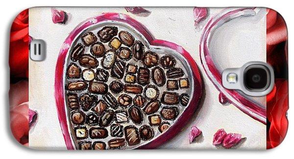 Be My Valentine Galaxy S4 Case by Shana Rowe Jackson
