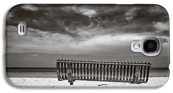 Beach Bench Galaxy S4 Case