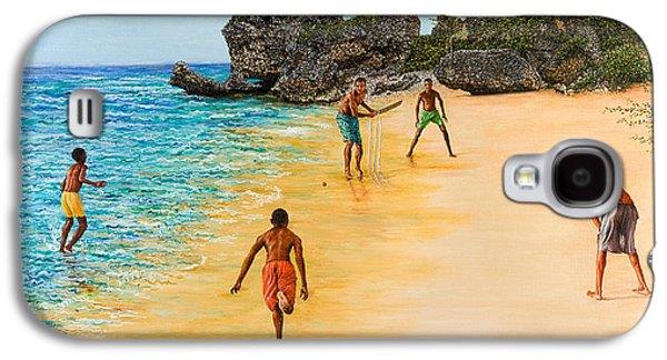 Beach Cricket Galaxy S4 Case