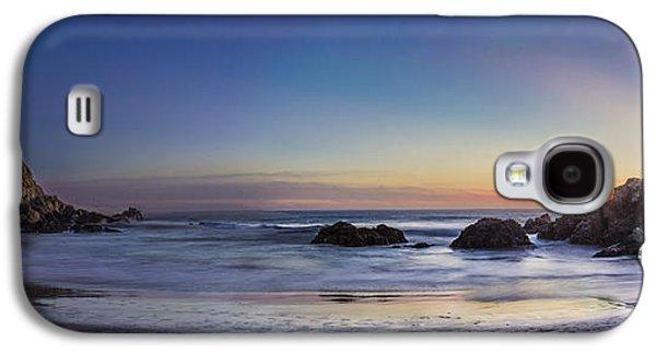 Beach Oasis Galaxy S4 Case by Jeremy Jensen