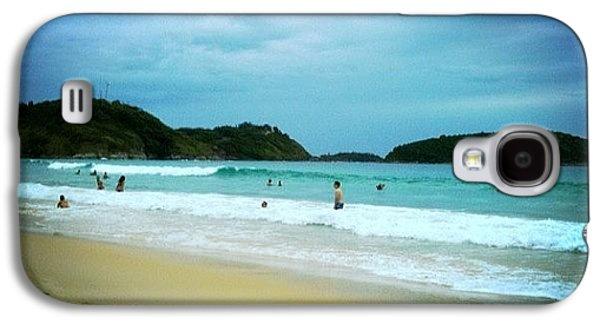 Beautiful Galaxy S4 Case - #beach #phuket #thailand #naiharn by Georgia Fowler