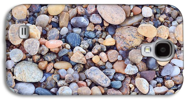 Beach Rocks Galaxy S4 Case by Katherine Gendreau