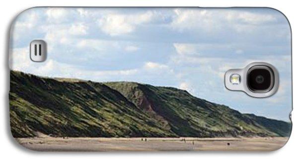 Beach - Saltburn Hills - Uk Galaxy S4 Case