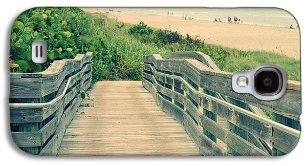 Beach Walk Galaxy S4 Case