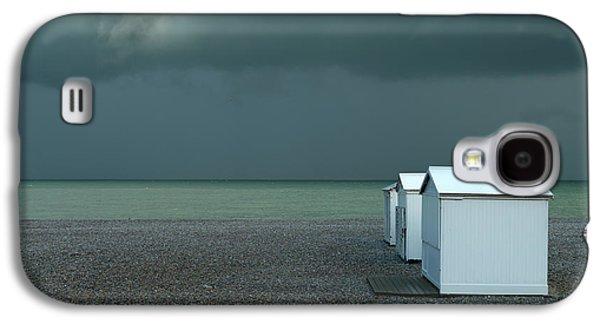 Beachhouses Galaxy S4 Case