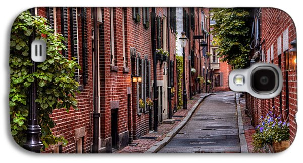 Beacon Hill Boston Galaxy S4 Case by Carol Japp