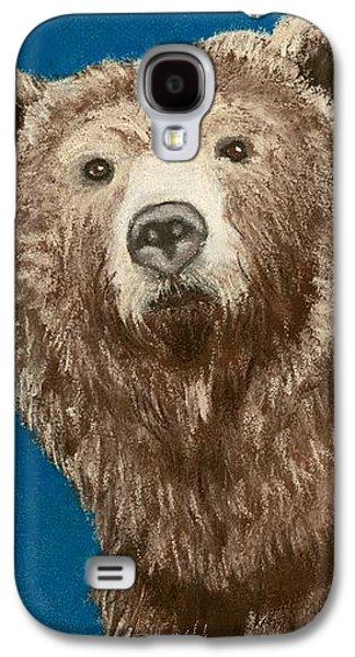 Bear Galaxy S4 Case