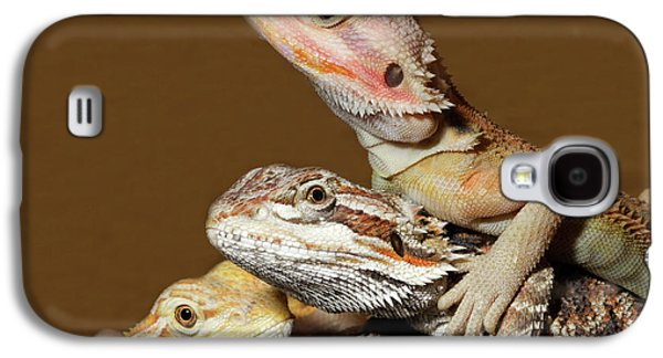 Bearded Dragons Galaxy S4 Case