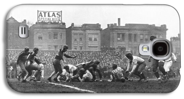 Bears Are 1933 Nfl Champions Galaxy S4 Case by Underwood Archives