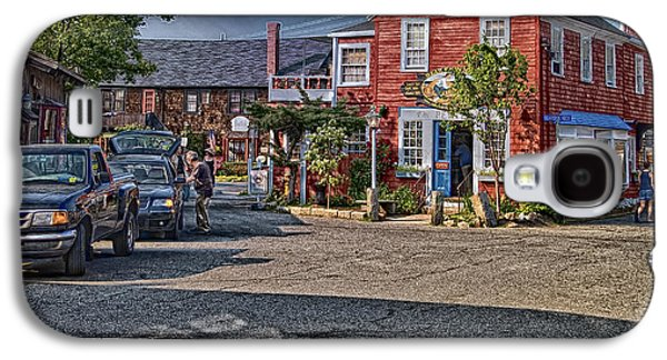 Bearskin Neck Galaxy S4 Case by Mark Myhaver