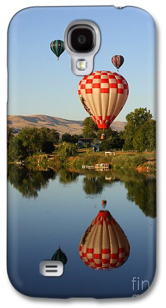 Beautiful Balloon Day Galaxy S4 Case by Carol Groenen