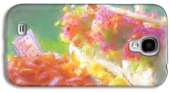 Beautiful Bounty 1035 20140927 Galaxy S4 Case by Julie Knapp