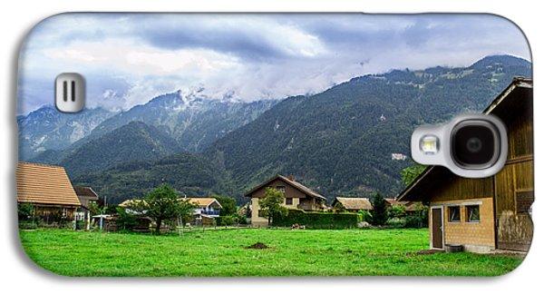 Beautiful Interlaken  Galaxy S4 Case by Xe Ale