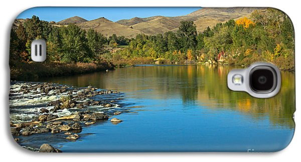 Beautiful Payette River Galaxy S4 Case by Robert Bales