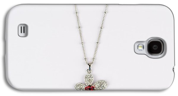 Beautiful Pendant Galaxy S4 Case by Nikita Buida