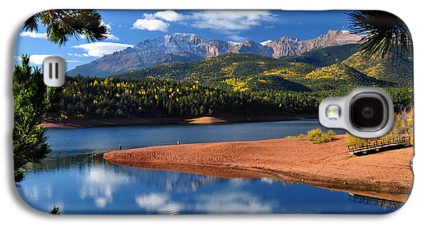 Beautiful Pikes Peak At Crystal  Galaxy S4 Case