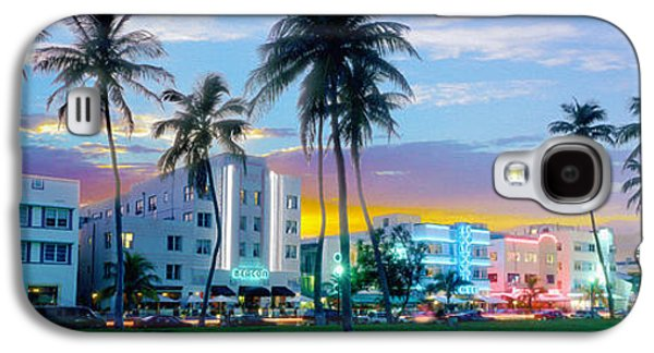 Beautiful South Beach Galaxy S4 Case