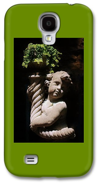 Beautiful Statue Galaxy S4 Case