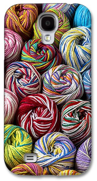 Beautiful Yarn Galaxy S4 Case