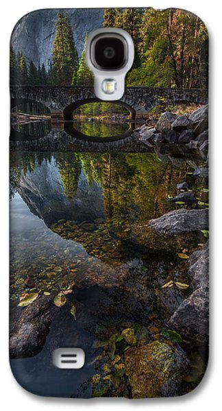 Yosemite National Park Galaxy S4 Case - Beautiful Yosemite National Park by Larry Marshall