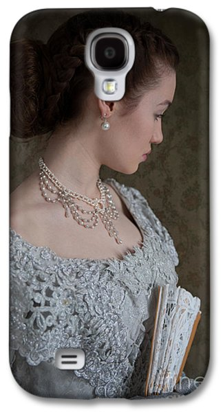Beautiful Young Victorian Woman Galaxy S4 Case by Lee Avison
