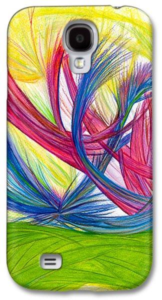 Beauty Gives Joy Galaxy S4 Case