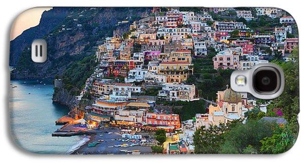 Beauty Of The Amalfi Coast  Galaxy S4 Case by Leslie Leda