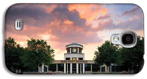 Beaver County Courthouse Galaxy S4 Case