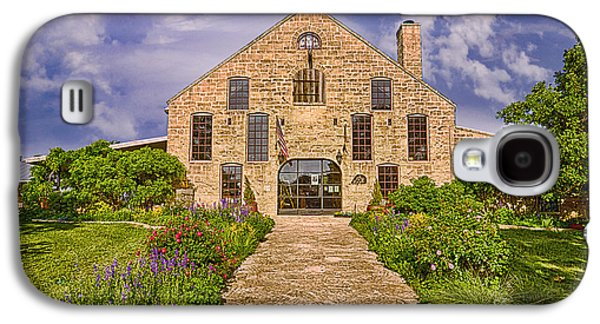 Becker Vineyards Winery Galaxy S4 Case by Priscilla Burgers